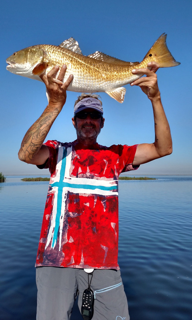 Capt Mike Fishing - NX Fishing Charters - Riley Rods - Team North Fork Composites 7