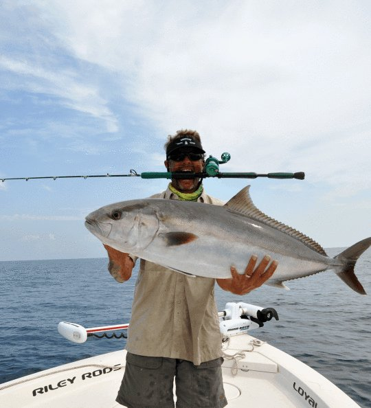 Capt Mike Fishing - NX Fishing Charters - Riley Rods - Team North Fork Composites 4