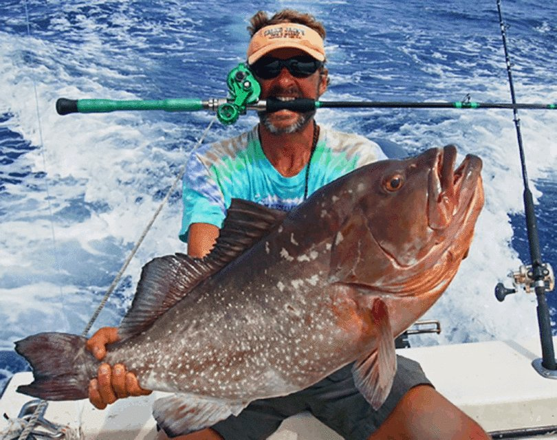 Capt Mike Fishing - NX Fishing Charters - Riley Rods - Team North Fork Composites 12