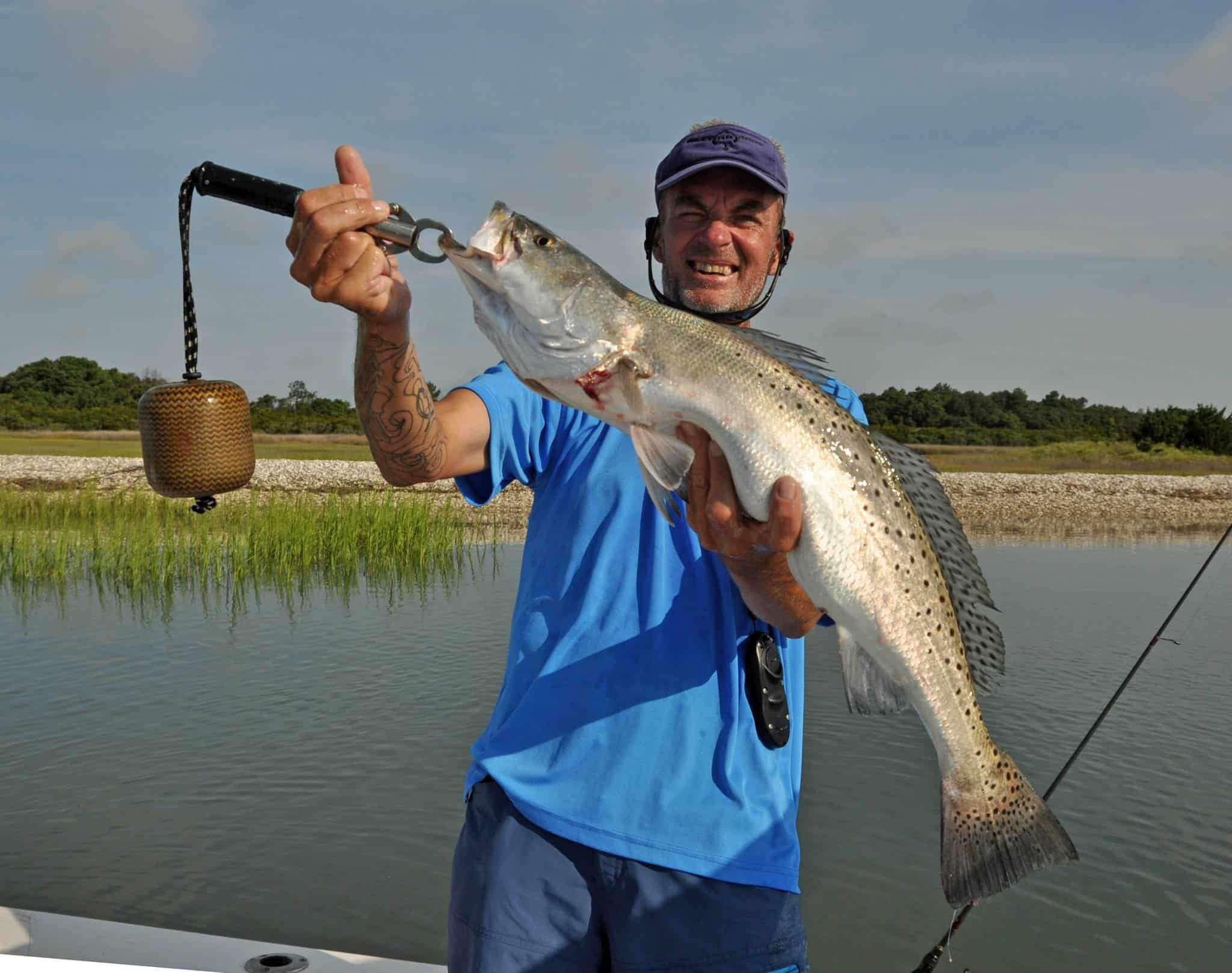 Capt Mike Fishing - NX Fishing Charters - Riley Rods - Team North Fork Composites 2
