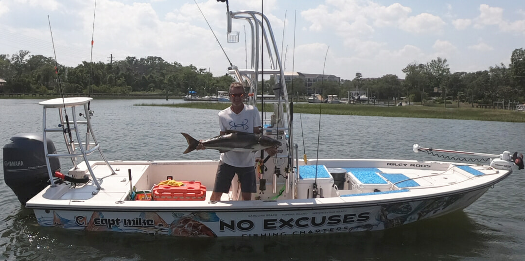 5-28-2019 NX Charters – Surf City, Topsail Island, Wrightsville & Carolina Beach Fishing Report 2
