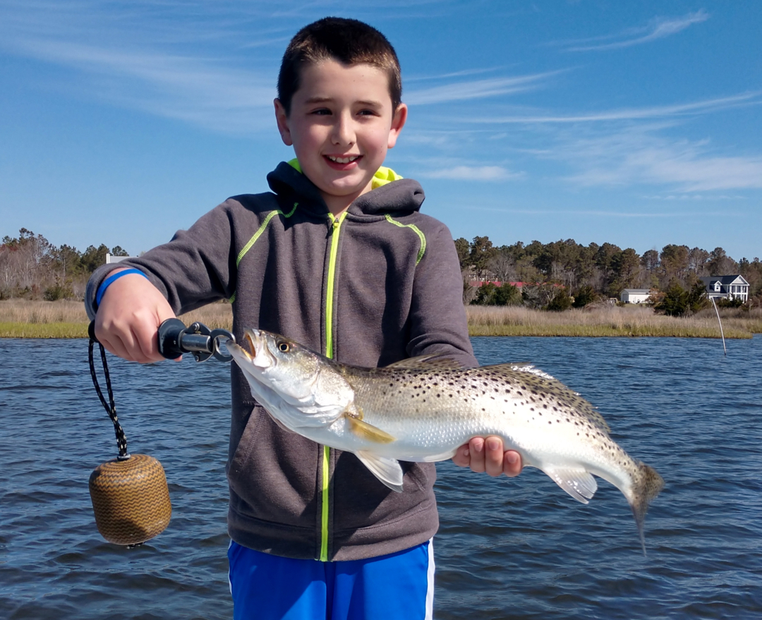 4-5-2019 NX Charters – Surf City, Topsail Island, Wrightsville & Carolina Beach Fishing Report 12